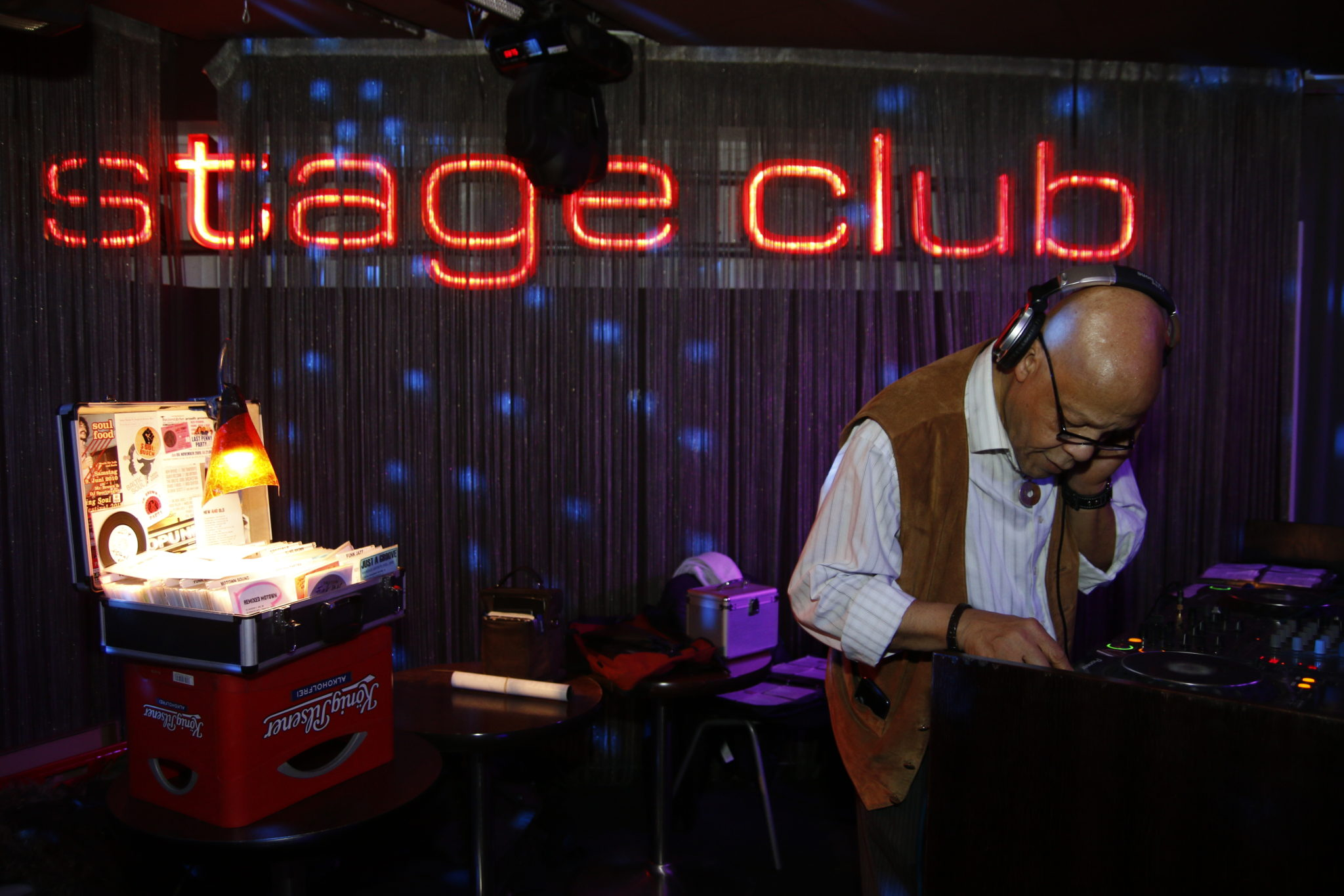 Funky Dance Night im Stage Club