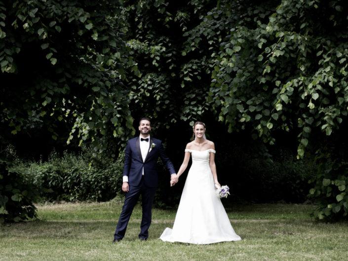 Hochzeit am Torhaus in Wellingsbüttel