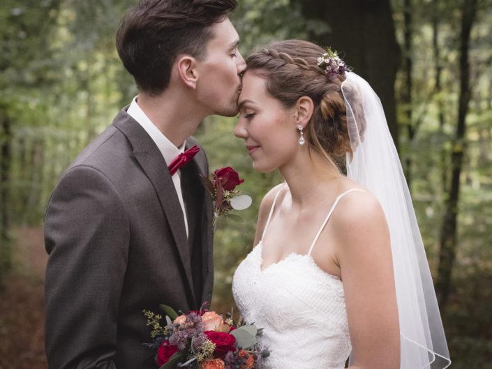 Emotionale Hochzeit in Hamburg